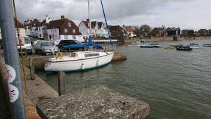 Emsworth Yacht Harbour, Hampshire the English South Coast
